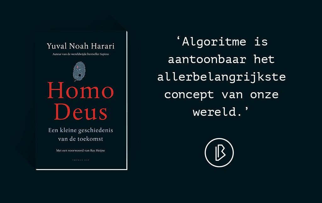 Recensie: Yuval Noah Harari – Homo Deus