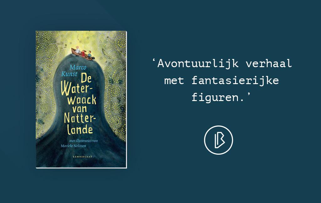 Recensie: Marco Kunst - De waterwaack van Natterlande