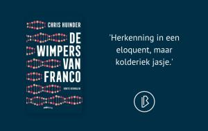 Recensie: Chris Huinder - De wimpers van Franco