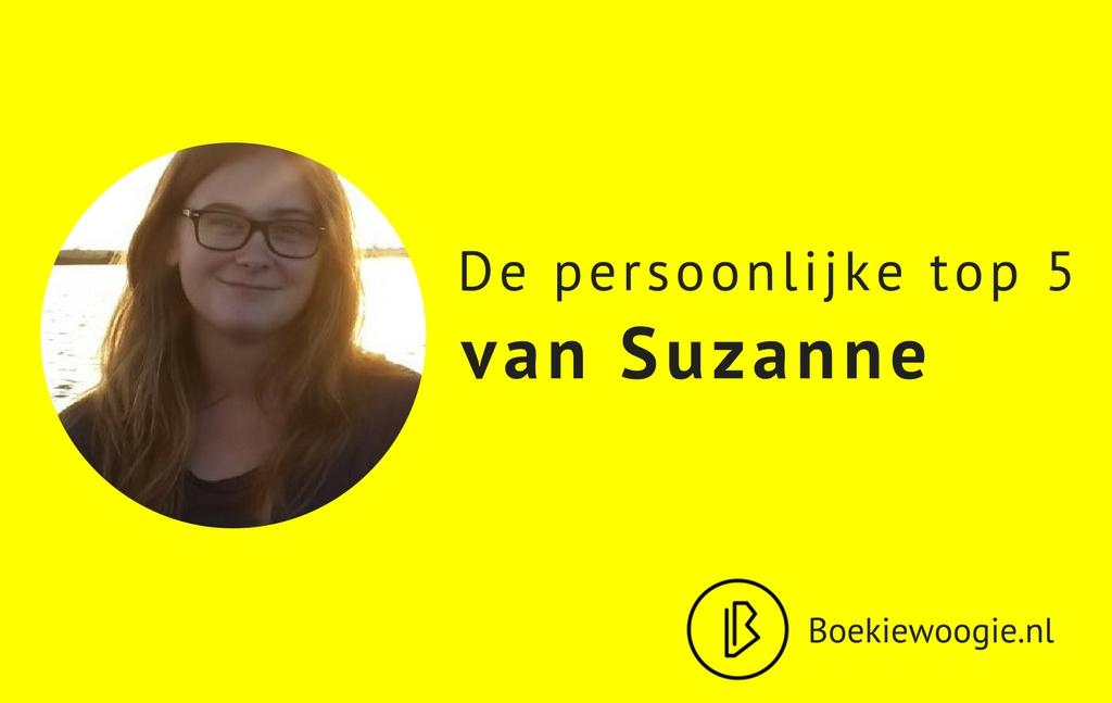 De persoonlijke Top 5 van Suzanne