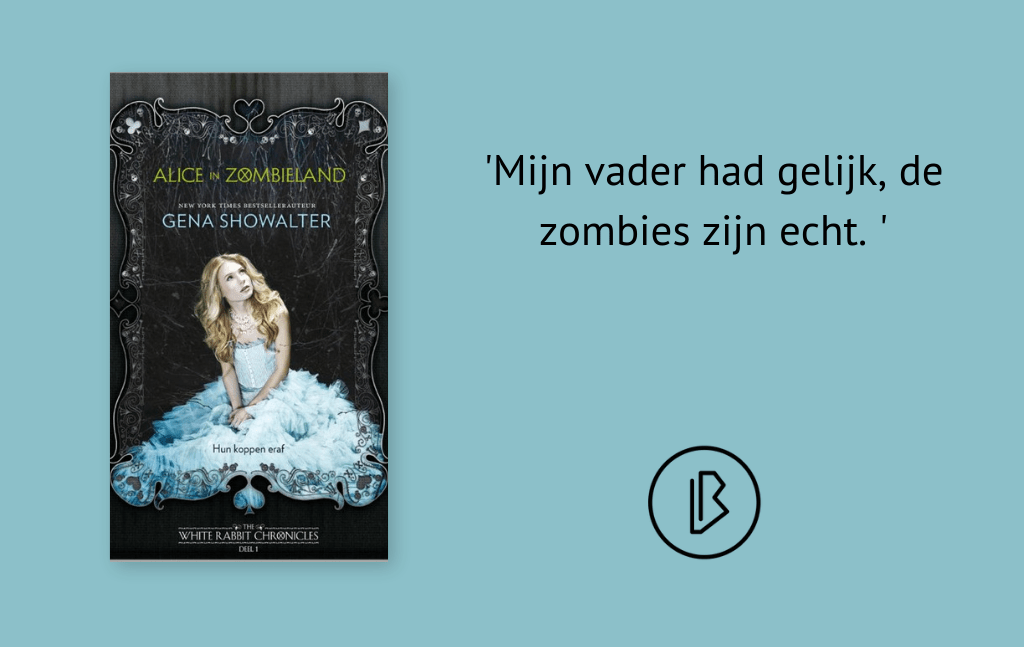 Recensie: Gena Showalter – Alice in Zombieland