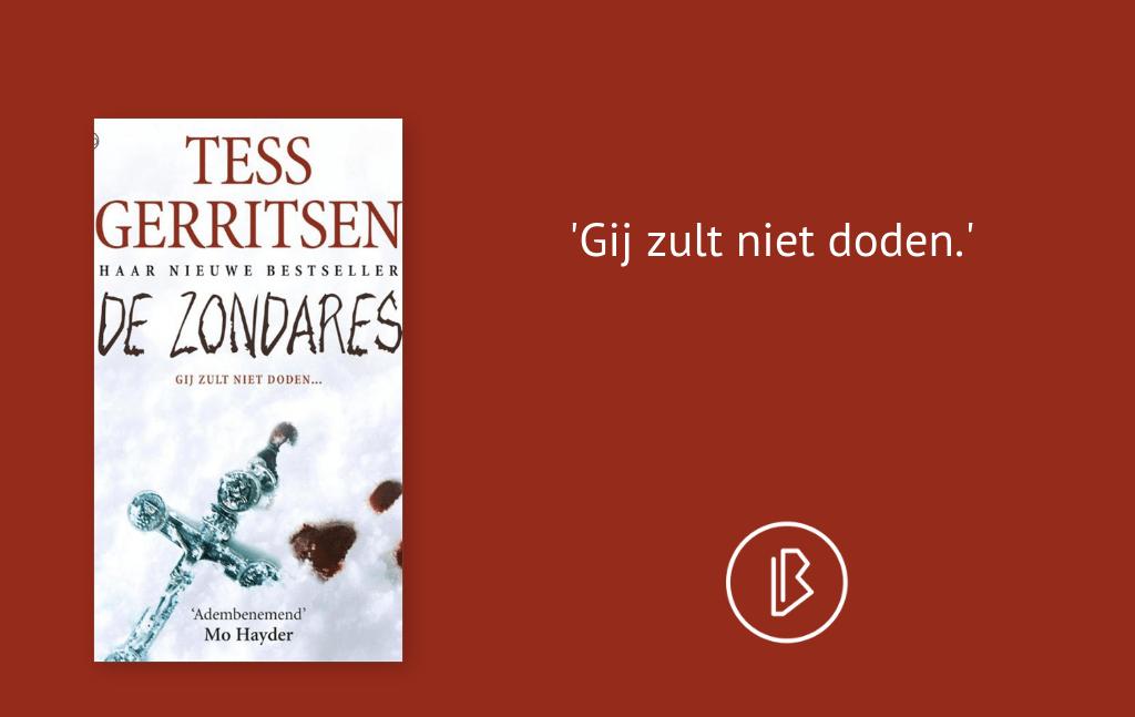 Recensie: Tess Gerritsen – De Zondares