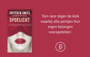 Recensie: Marc Josten & Rob Smits - Opgelicht