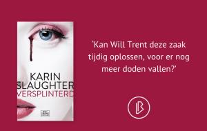 Recensie: Karin Slaughter - Versplinterd