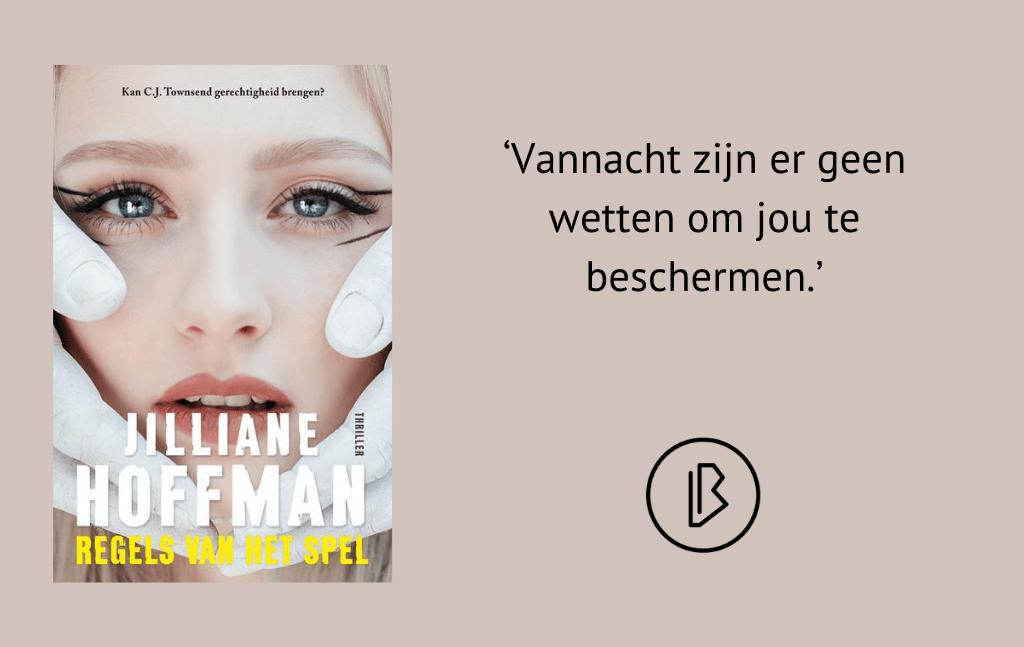 Recensie: Jilliane Hoffman – Regels van het spel
