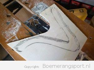 12-05-2012 En nummer drie, een nieuwe vorm om uit te proberen. Deze heb ik overgezet met die transfer methode, goed te zien!