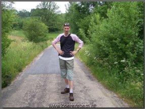 2005: weekendje Ardennen