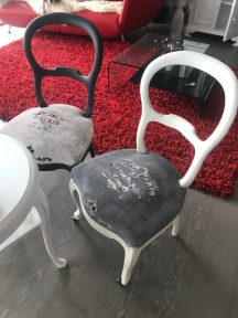 Möbel börnies 20180116 stühle mit Rädern vintage