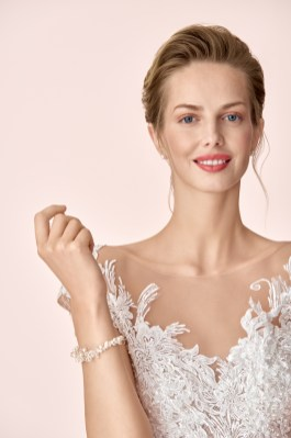 Mode de Pol Kollektion 2019 - Brautkleid E-4083T