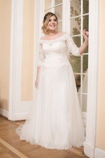 Lovely by Mode de Pol - Brautkleid lo-86t