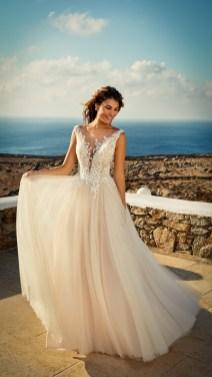 Alana :: Ein italienisches Designerbrautkleid von Eddy K 2020