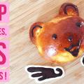 Image de presentation de la recette des brioches fourrees inspirees par card captor sakura