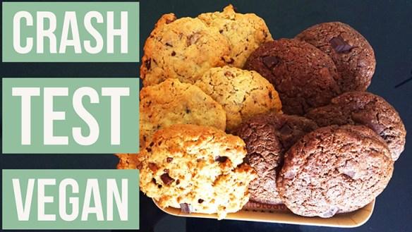 Image de presentation de la recette des cookies vegan