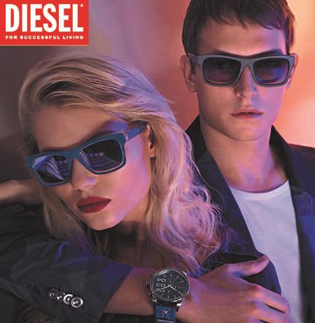 Diesel brillen