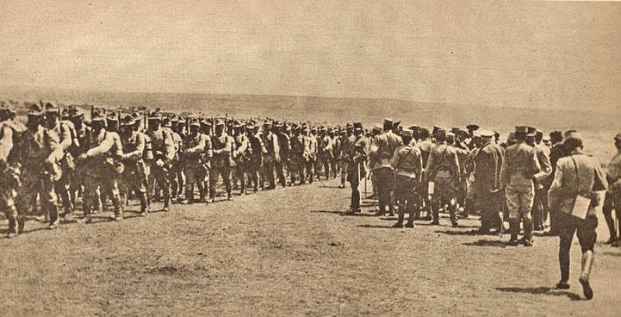 Dramaticele încleștări din toamna lui 1916 în Dobrogea