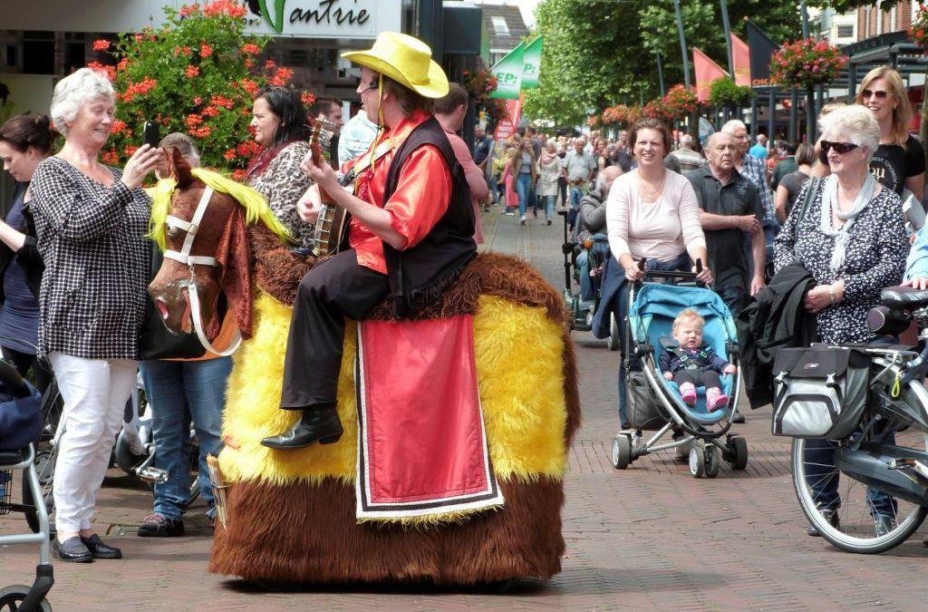 Sprookjesdag & Goocheldag 2017 Veendam