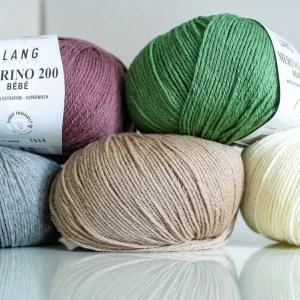 Lang Yarns | Merino 200 Bébé