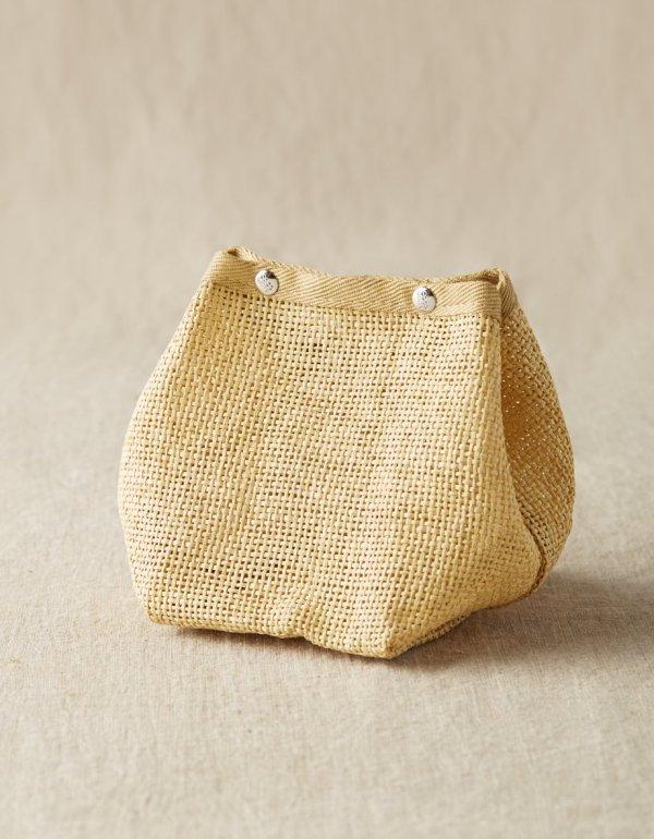 CocoKnits Natural Mesh Bag