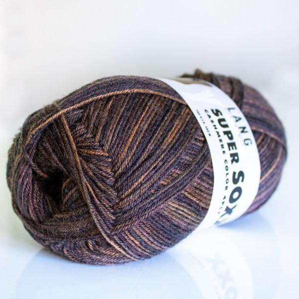 0015 brown Super Soxx Cashmere Color