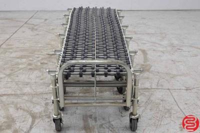 NestaFlex Steel Skate Wheel Flexible Conveyor
