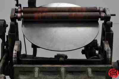 Chandler and Price Platen Press