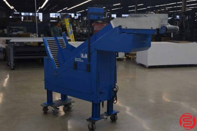 K & M HL-2000 Mini Hopper Loader - 022119085534