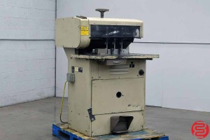 Challenge MS10 Three Spindle Hydraulic Paper Drill - 081219112817