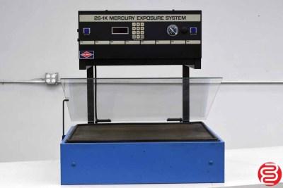 NuArc 26-1K Mercury Exposure System - 080719023220