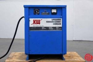 KW Lifeguard Ferroresonant Charger - 120419013636