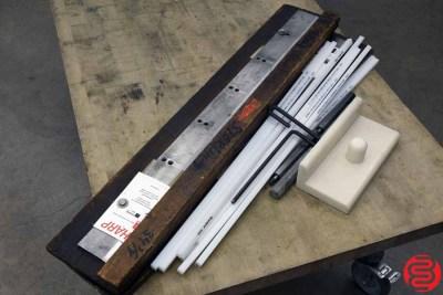 "Challenge 305 MCPB 30.5"" Hydraulic Paper Cutter - 010320125015"