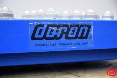 Doran 7000XL Roller Top Scale - 012920034830