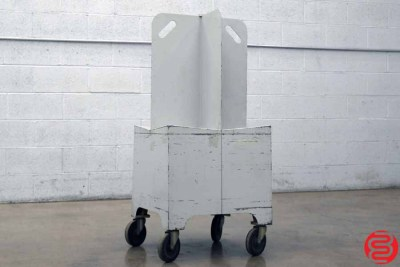 Quadracart Paper Bindery Cart - 011420012005