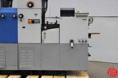 Ryobi 3304H Four Color Offset Printing Press - 011520092325