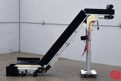 Dorner Heavy Duty Incline Cleated Belt Conveyor - 021120085955
