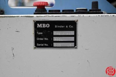 MBO T49 Pile Feed Paper Folder - 021720022840