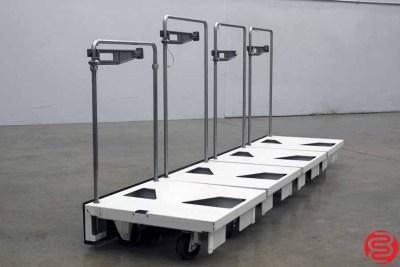 Paper Bindery Cart - Qty 4 - 021020084330