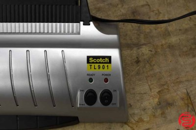Scotch TL901 Thermal Pouch Laminator - 020620123955