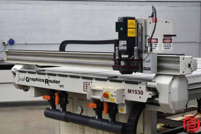 AXYZ MGE M1530 Graphics Router Table - 032320020455