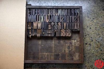 Assorted Letterpress Wood Type - 022120125930