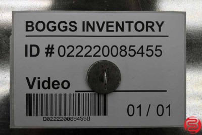 Assorted Letterpress Wood Type - 022220085455
