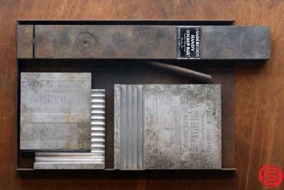 Assorted Lockup Furniture - 022620080220