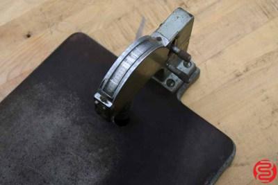 Bacher 200 Letterpress Gauge - 022620095545
