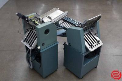 Baum 714 Ultrafold Vacuum Feed Paper Folder - 022820015340