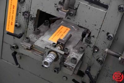 Peak Engineering P100 Hy Die Hydraulic Book Die Cutter - 030920090420