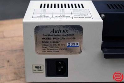 Pro-Lam Plus 330 Akiles Pouch Laminator - 031720022040