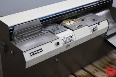 Rosback 880 Single Clamp Perfect Binder - 030220111450