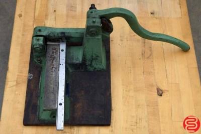Slide Rule Cutter - 022620095650