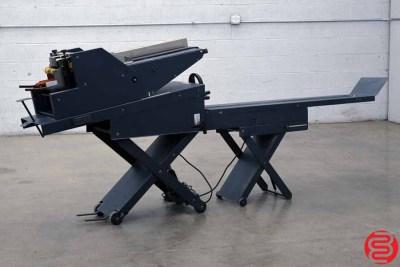 Suspension Strate Flo Envelope Feeder w Conveyor - 022820021630