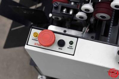 Accufast ET Dual Head Tabber w/ Accufrast HDF Friction Feeder - 033120110910