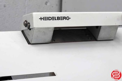Heidelberg Plate Punch - 041520121210